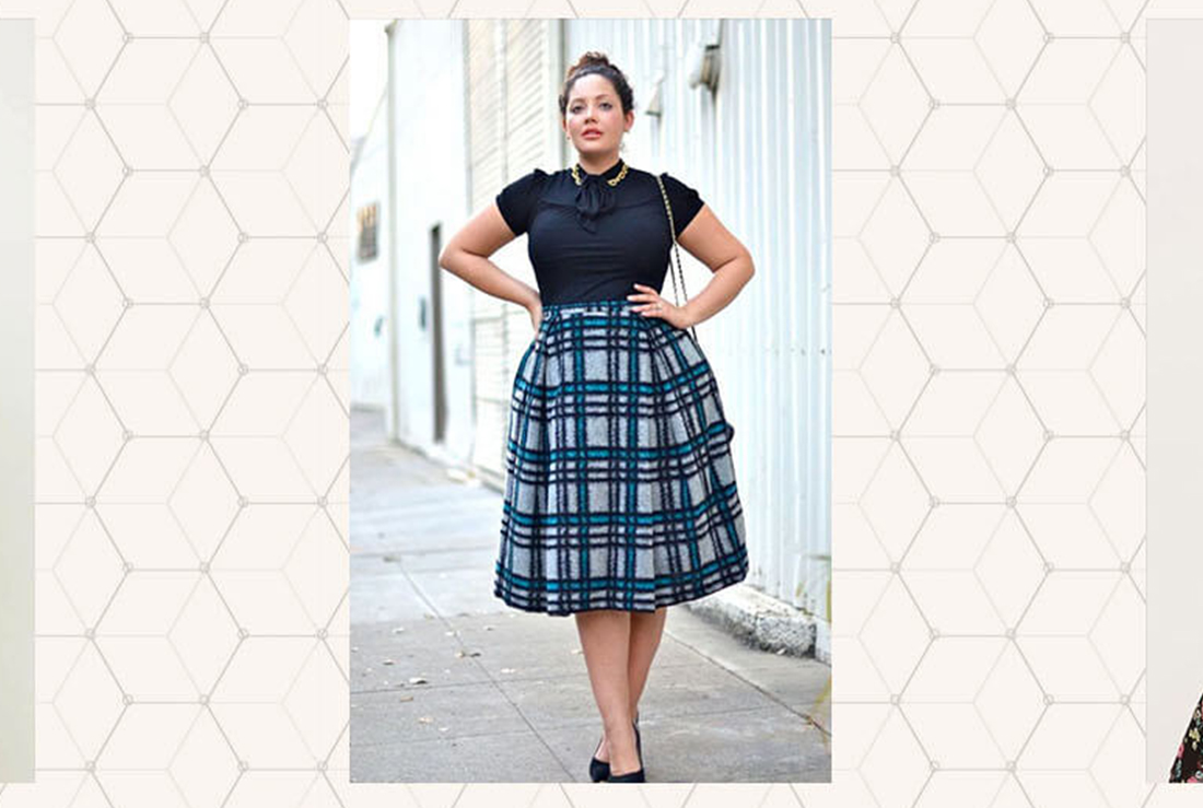 A guide for plus size girls to wear prints! – Beyoutiful ...